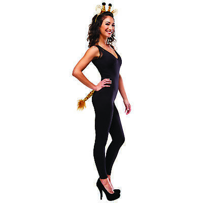 Giraffe Kit Adult Unisex Costume Accessories
