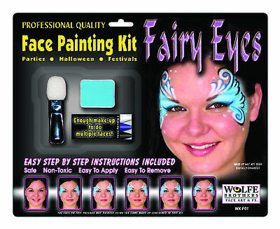 Fairy Makeup Kit Wolfe Bros  Costume Accessories