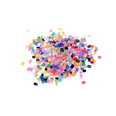 500Pcs/set 2.6mm Mixed Colours PP Hama Perler Beads For Kids Great Fun Toys CE
