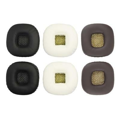 1 Pair Replacement Earpads Ear Pads Cushion For Marshall Major On Ear Headphones
