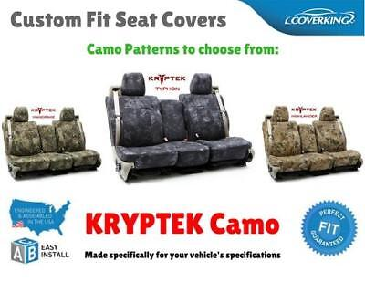 BALLISTIC KRYPTEK CUSTOM FIT SEAT COVERS for NISSAN LEAF
