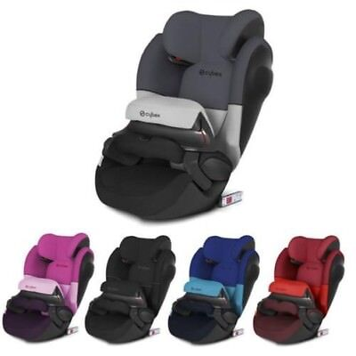 Cybex Children Car Seat Pallas M Fix SL CHOICE OF COLOURS NEW