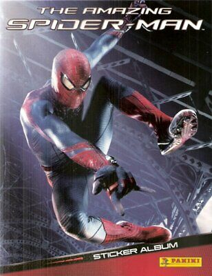 Amazing Spider-Man Film Album Vuoto Panini