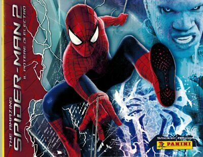 Amazing Spider-Man 2 Film Album Vuoto Panini