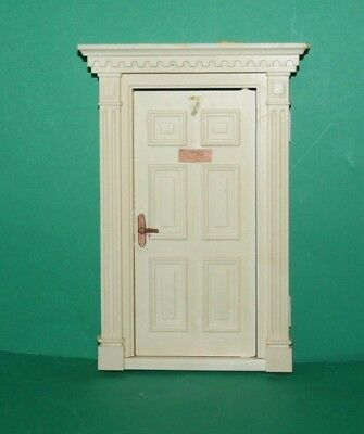 Vintage Dolls House Lundby Stockholm Basement Extension Front Door