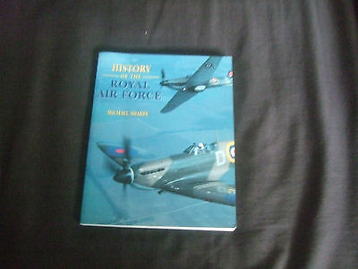 History of the Royal Air Force by Michael Sharpe