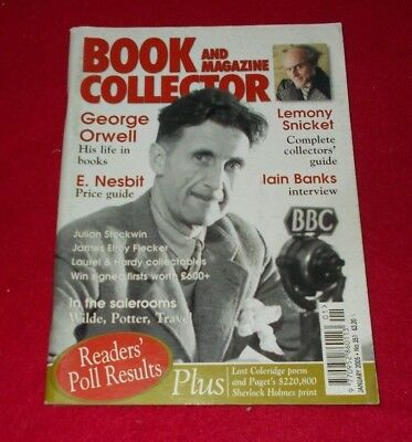 Book And Magazine Collector No.251 January 2005