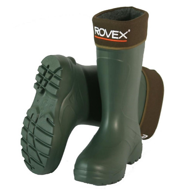 Rovex Arctic Thermal Boots - Lightweight Fishing Boots