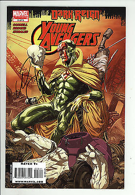 Dark Reign: Young Avengers (2009) #3 1st Prt Signed by Mark Brooks no COA VF/NM