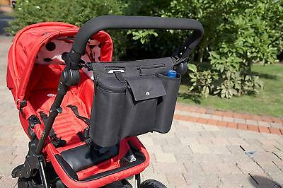 Clippasafe STROLLER ORGANISER Baby/Toddler Pushchair/Buggy Accessory Travel