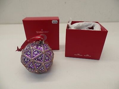 Waterford 2016 Times Square Ball Christmas Ornament