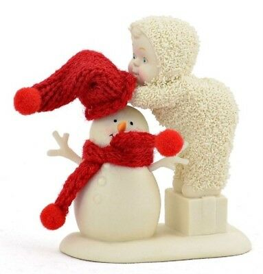 Dept 56 Snowbabies Top It Off #4059636  BRAND NEW 2017  Free Shipping