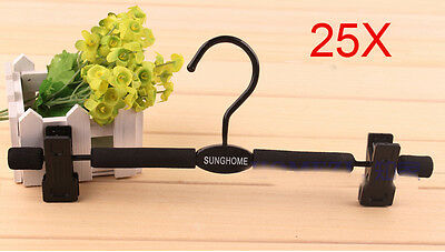Adult Black W 33*H 12 CM Non-Slip Collodions Trouser Hook Wholesale Lots 25 PCS