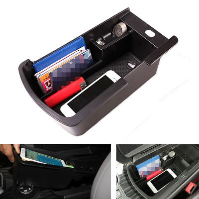 Vehicles Organizer Armrest Storage Box Container Accessories For Peugeot 3008
