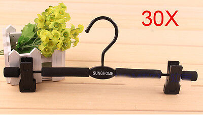 Adult Black W 33*H 12 CM Non-Slip Collodions Trouser Hook Wholesale Lots 30 PCS
