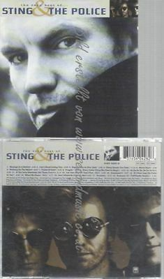 Cd--Sting Und The Police--The Very Best Of Sting & The Police