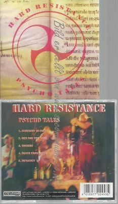 Cd--Hard Resistance--Psycho Tales