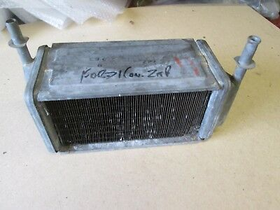 Ford Consul Mk 1 /ford Zephyr Heater Radiator  Matrix New Old Stock