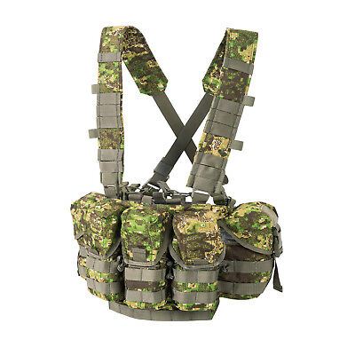 Helikon Tex Guardian Army Chest Rig Weste Vest Pencott Greenzone