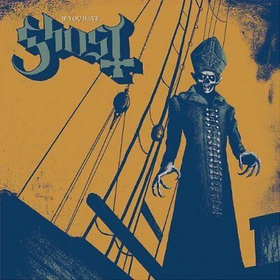 Ghost B.c.-If You Have Ghost  Vinyl New