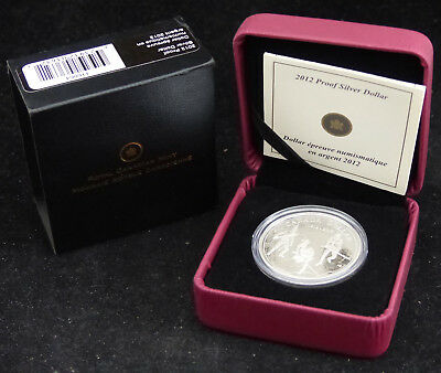 2012 Canada 1$ Dollar Fine Silver Coin War Of 1812