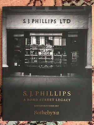 Sotheby's S. J. Phillips A Bond Street Legacy 18 Oct 2017