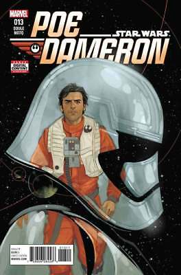 Star Wars Poe Dameron #13 Near Mint First Print Bagged And Boarded