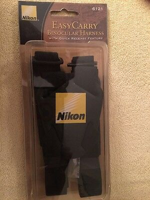 Nikon Easy Carry Binocular Harness