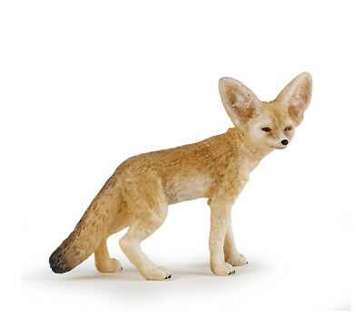 Papo 50229 Fennec Fox Model Figurine Toy Replica 2017 - NIP