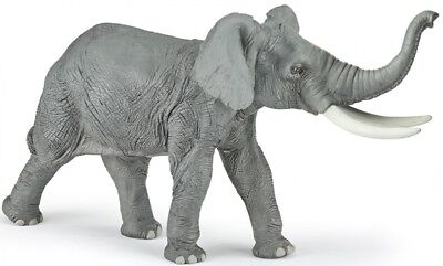 Papo 50215 African Elephant Model Wild Animal Toy Replica 2017 - NIP