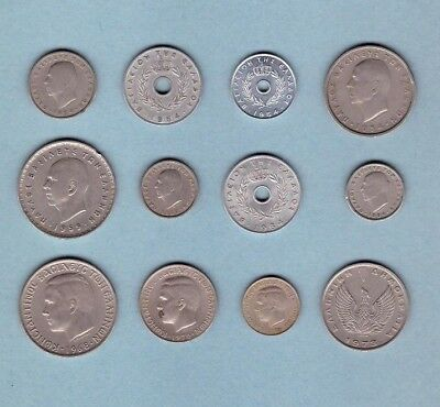 Greece - Coin Collection - Lot #A - World/Foreign/Europe