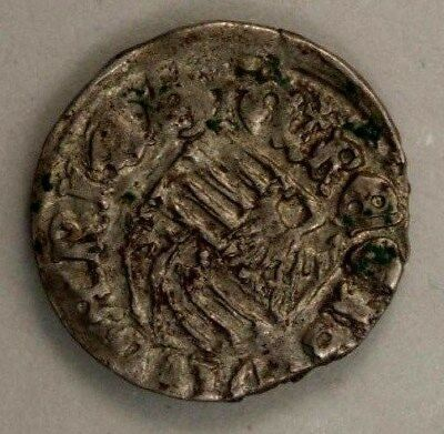 Hungary Silver Denar 1387 - 1437 Sigismund from The House of Luxembourg
