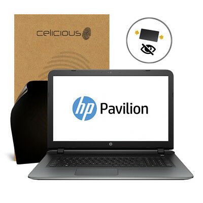 Celicious Privacy HP Pavilion 17 AB200NA 2-Way Visual Black Out Screen Protector