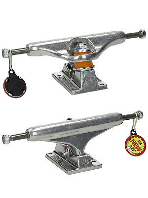 """Indy Skateboard Trucks 144 Polished 8.25"""" Axles Stage 11 Independent FREE POST"""