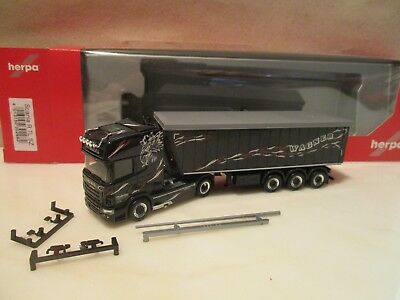 HERPA     --- Kempf   SZ  ---  Sped. WAGNER      ---   SCANIA