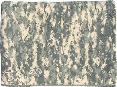 Us Acu At Digital Army Blanket Camouflage Fleece Schlaf Kuschel Decke