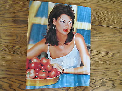Linda Evangelista Sexy Us Larger Clipping,clearance!
