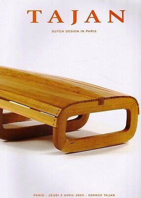 DUTCH DESIGN in PARIS: Gr. Katalog Tajan Paris 09