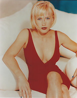 Patricia Arquette 8 X 10 Photo With Ultra Pro Toploader