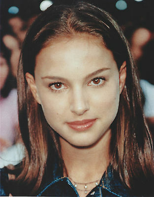 Natalie Portman 8 X 10 Photo With Ultra Pro Toploader
