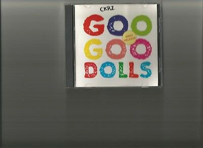 Goo Goo Dolls Self Titled First Cd Release Rare Read Description