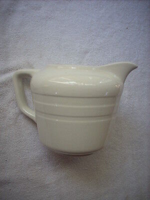 Huge Wembley Ware Romney Jug Size 80