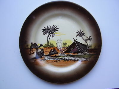 A J Wilkinson Homeland Series Plate By Fred Ridgway