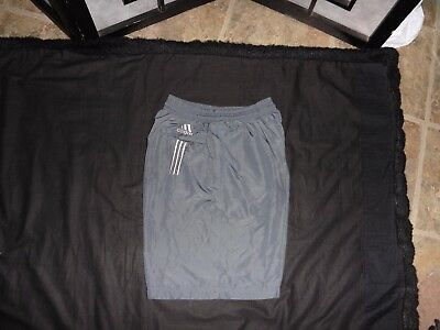 Boys/girls Size Xxxl Adidas Gray Shorts - New With Tags