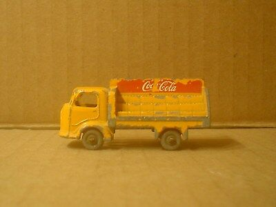 Coca Cola Truck Karrier Bantam Even Load ~ Lesney Matchbox No.37A ~ England