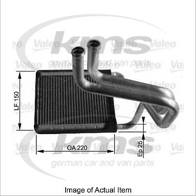 New Genuine VALEO Heater Radiator Matrix 812430 Top Quality