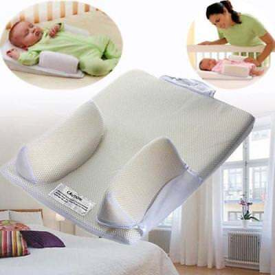 Baby Sleep Positioner Head Waist Support Anti Roll Safety Pillow Mat Cushion LC