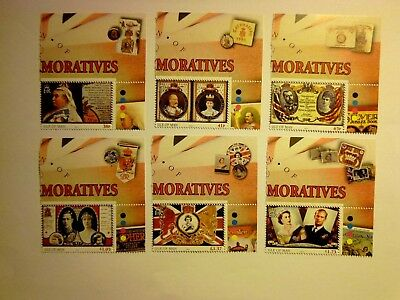 ISLE of MAN:2013 60th Anniversary of Queen's Coronation vals  MNH Sg1796/1801