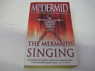 val mcdermid the mermaids singing epub