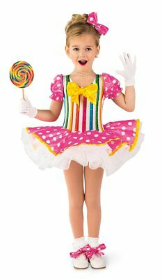 Costume Gallery The Candyman Recital Dance Ice Skate Performance - Child's Large